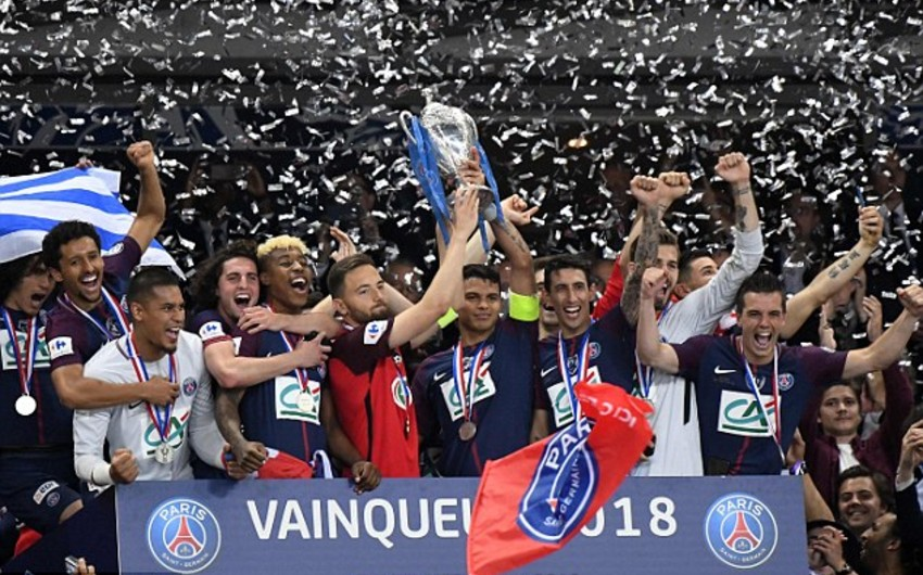ПСЖ в 12-й раз выиграл Кубок Франции - ВИДЕО