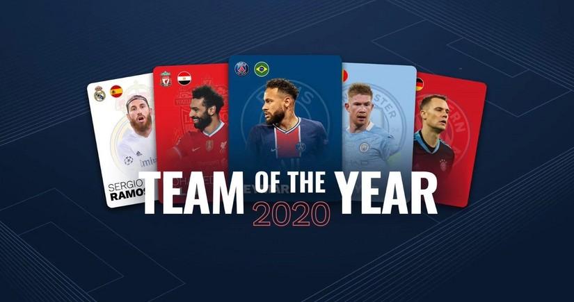 UEFA ilin komandasına namizədləri açıqladı