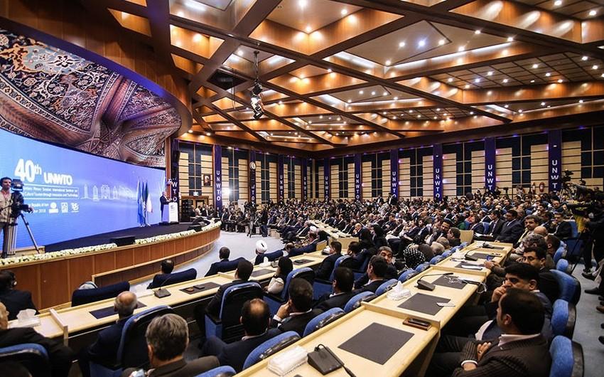 Azərbaycan UNWTO-nun assosiativ üzvlərinin 40-cı Plenar Sessiyasında təmsil olunur