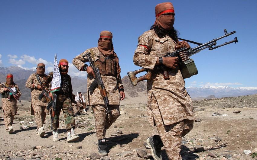 """""""Taliban"""" hezarilərin liderinin abidəsini partladıb"""