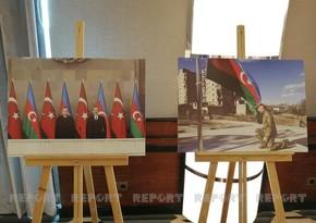 В Стамбуле состоялась выставка, посвященная Дню памяти