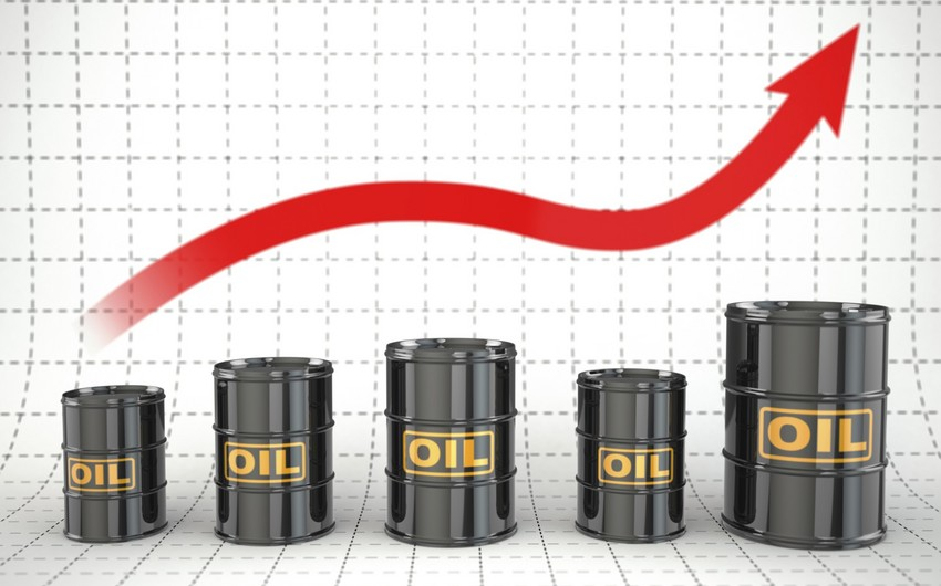 Azerbaijani oil price goes up $1.5