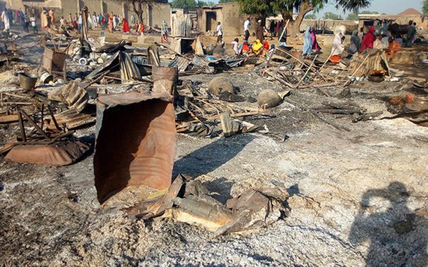Nigeriyada terrorçuların hücumu nəticəsində 13 hərbçi ölüb