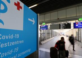 В Германии COVID-19 заразились около 220 тыс. человек