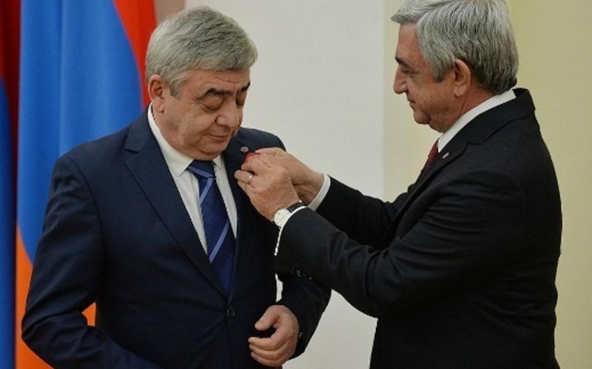 Serj Sarqsyanın qardaşının həbsi tələb olunur