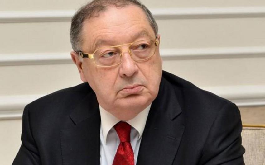 """Akademik Cəmil Əliyevə BMT-nin """"Elm və sülh elçisi"""" fəxri mükafatı təqdim edilib"""