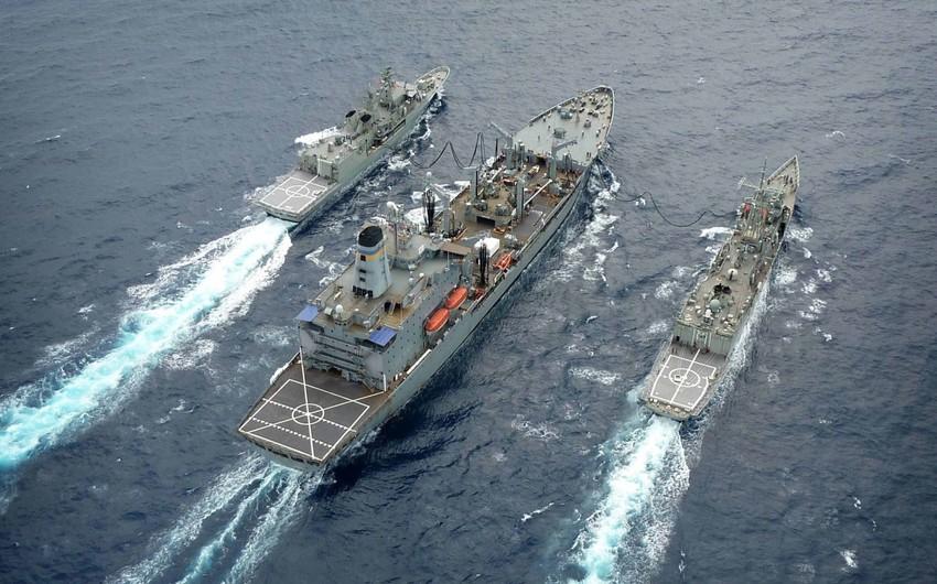 ABŞ İranın Yəmənə silah aparan hərbi gəmisini saxlayıb