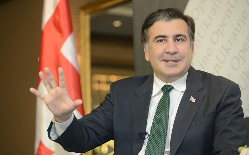 Saakashvili ready to form new party in Ukraine