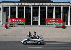 Belarus CEC chairman evacuated from Government House