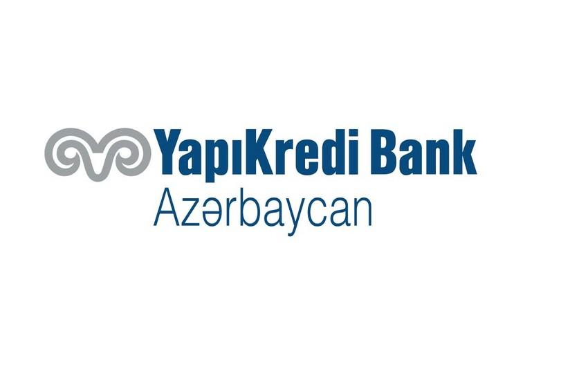 YapıKredi Bank Azərbaycan kapitalını artırır