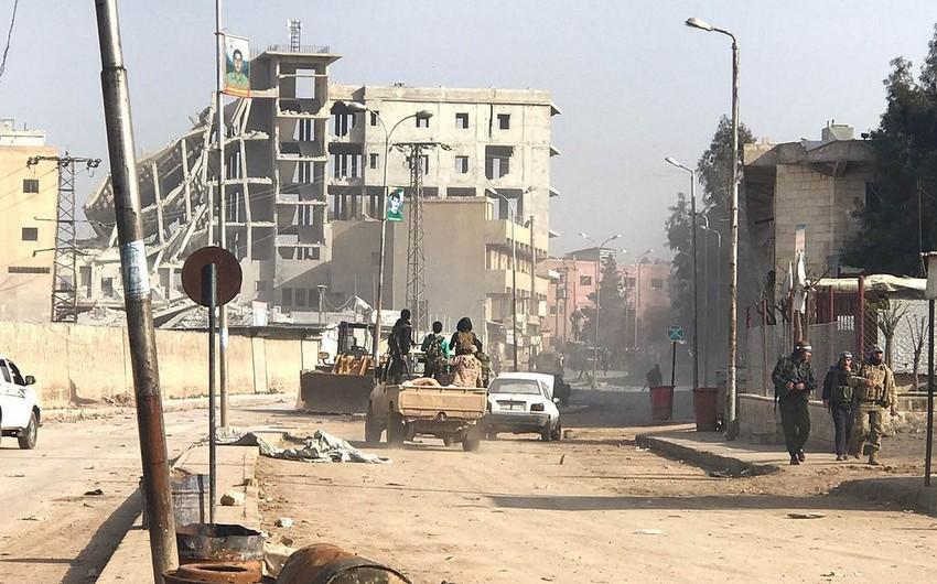 Suriyada törədilən partlayış nəticəsində 7 nəfər ölüb, onlarla insan xəsarət alıb - YENİLƏNİB