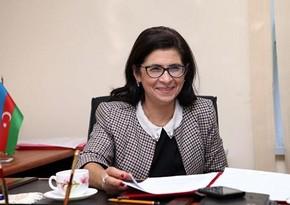 """Fərəh Əliyeva """"Şöhrət"""" ordeni ilə təltif edilib"""