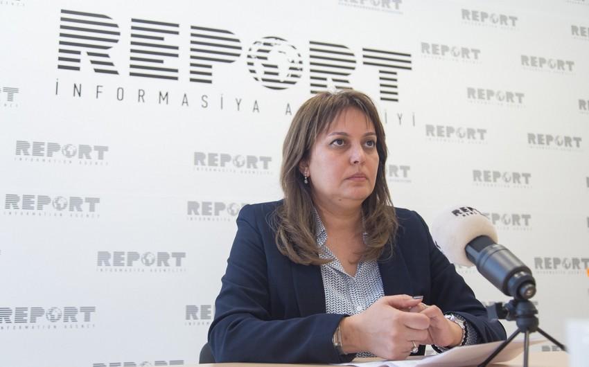 Umayra Tağıyeva: Hava proqnozu üçün ölkə üzrə 1 000-dən artıq heyət çalışır