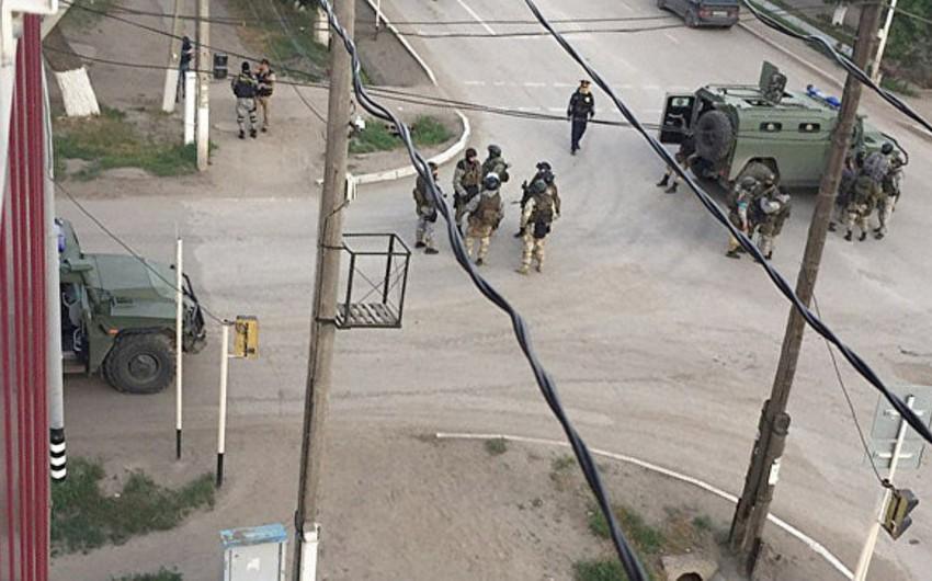 МВД Казахстана: Террористы в Актобе получали инструкции из Сирии