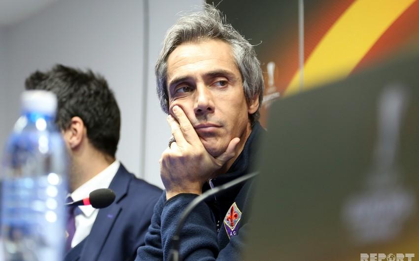 Fiorentinanın baş məşqçisi: Qarabağa xüsusi hörmətimiz var