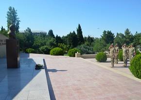 Quru Qoşunları Komandanlığının bir neçə hərbi obyekti istifadəyə verilib