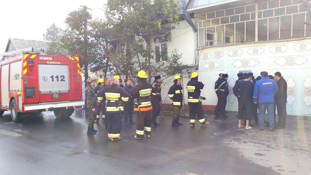 Погибшие при пожаре в Товузе муж с женой были убиты - ОБНОВЛЕНО-2