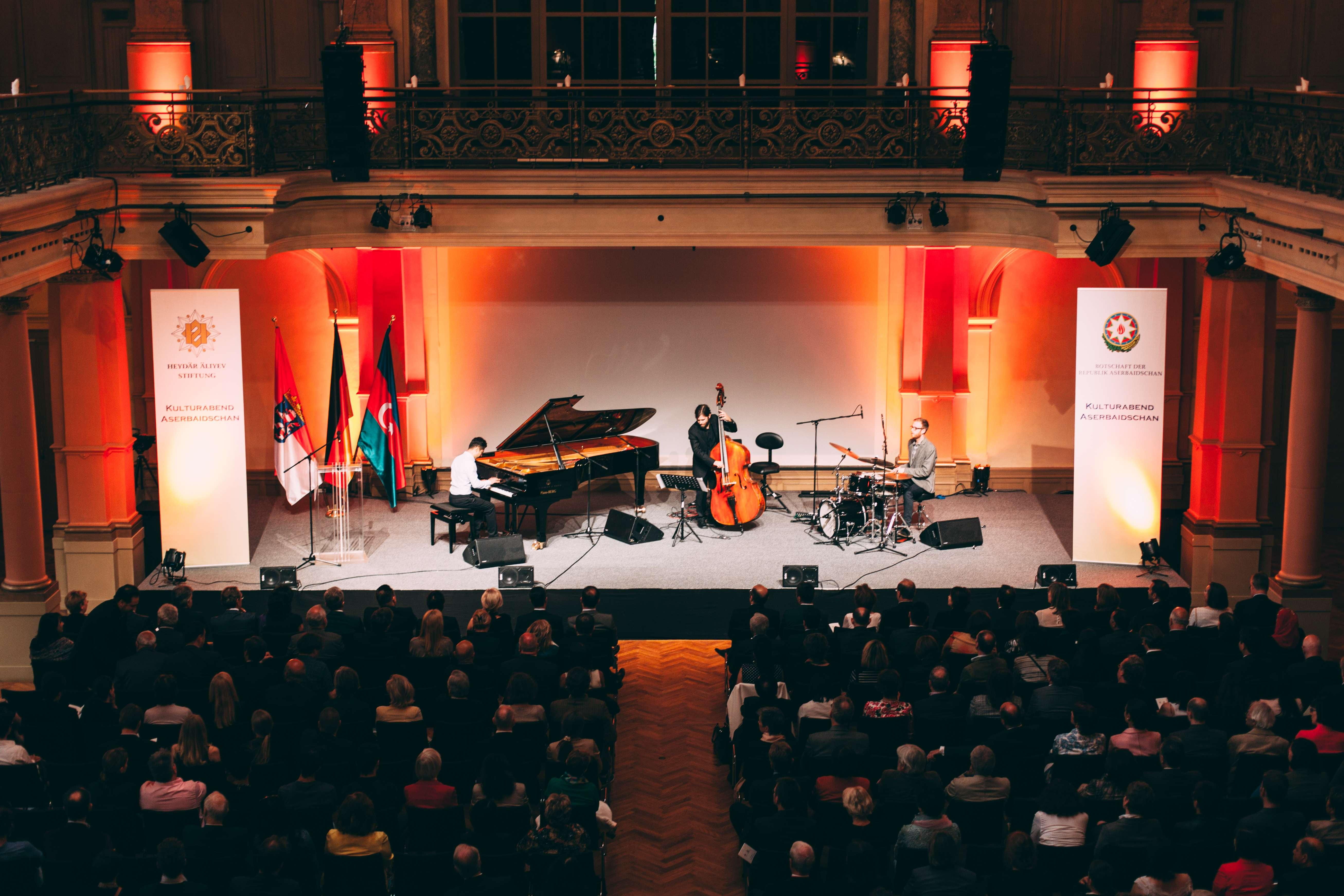 An evening of Azerbaijani culture held in Germany