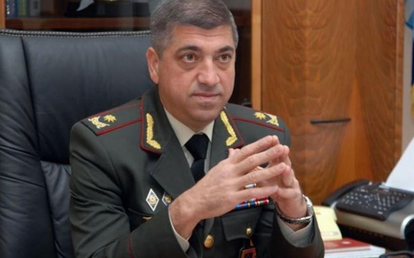 General Novruzəli Orucovun oğlunun məhkəməsində müstəntiq dindirilib