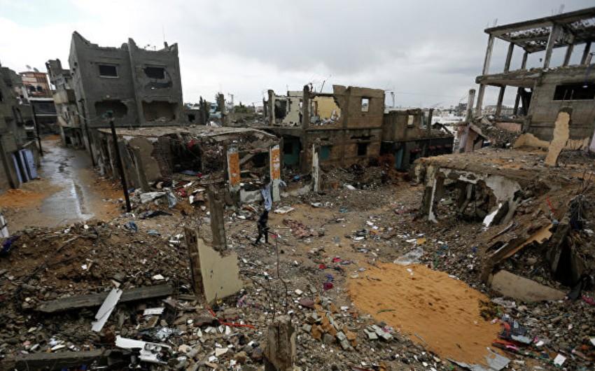 Qəzzada İsrail hərbçiləri ilə toqquşmalarda 9 fələstinli yaralanıb