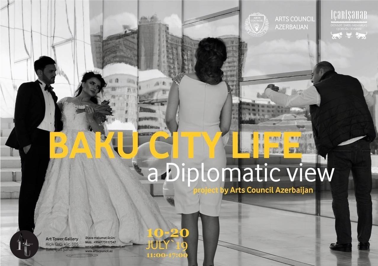 Ambassadors and foreign diplomats to present their photos about Baku