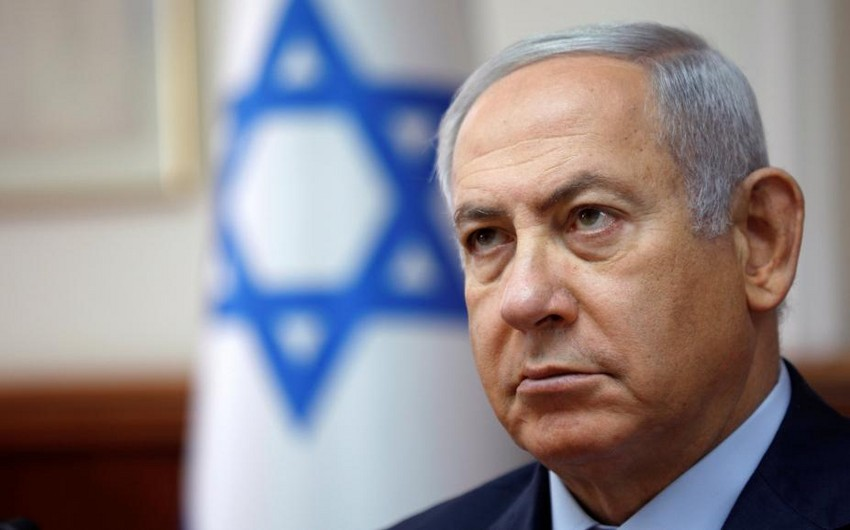 Binyamin Netanyahuya ittiham irəli sürülüb