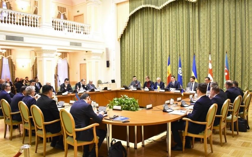 В Киеве состоялось пленарное заседание глав правительств стран-членов ГУАМ