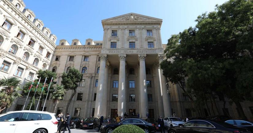 Azərbaycan XİN adı qara siyahıya salınan rusiyalı deputatın açıqlamalarını pisləyib