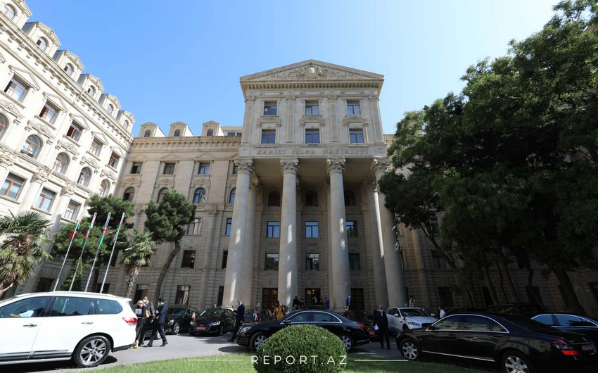 Foreign Ministry comments on European Court's decision on Karabakh fighting