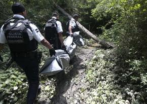В Мексике обнаружили захоронение с телами около 60 пропавших без вести
