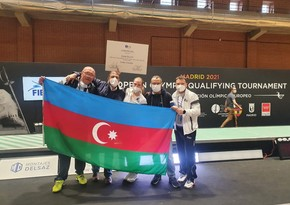 Azerbaijani fencer Anna Basta makes her way to TOKYO 2020 Summer Olympic Games