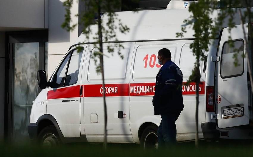 Moskvada bir gündə 71 nəfər koronavirusdan öldü