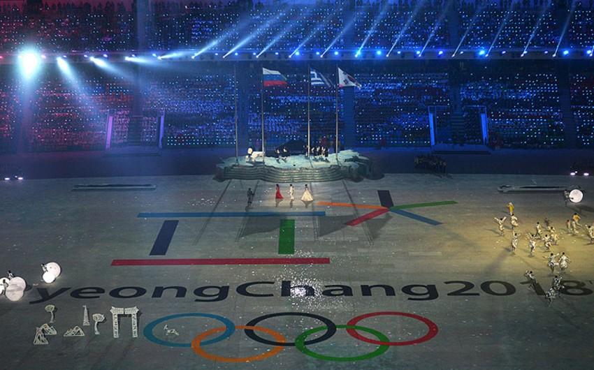 Pxençxanda Qış Olimpiya Oyunlarını 1,3 milyondan çox insan ziyarət edib