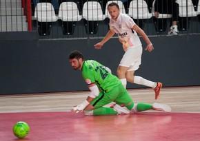 Slovakiyalı futzalçı: Azərbaycanla oyun xüsusi önəm daşıyır
