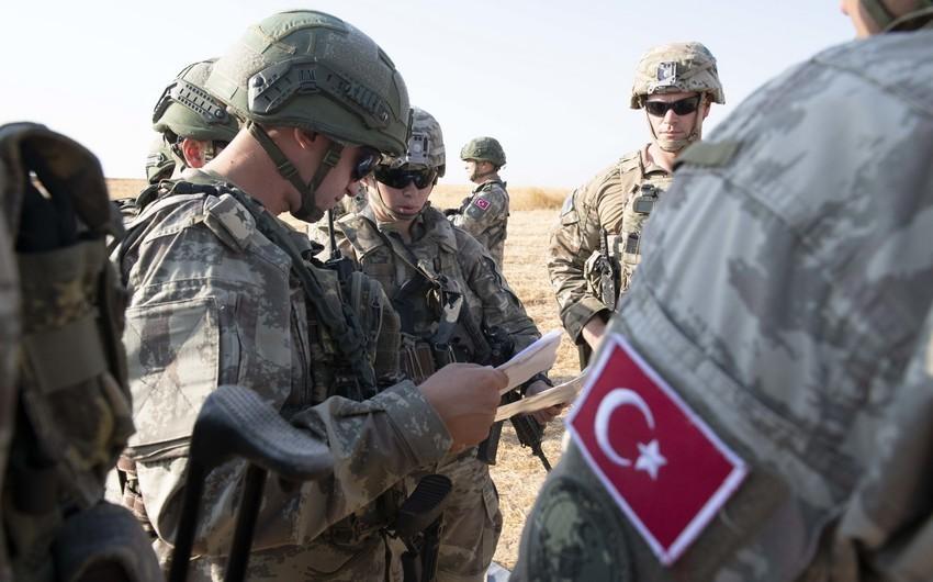 Türkiyə ordusu Suriyada terrorçuları məhv edib