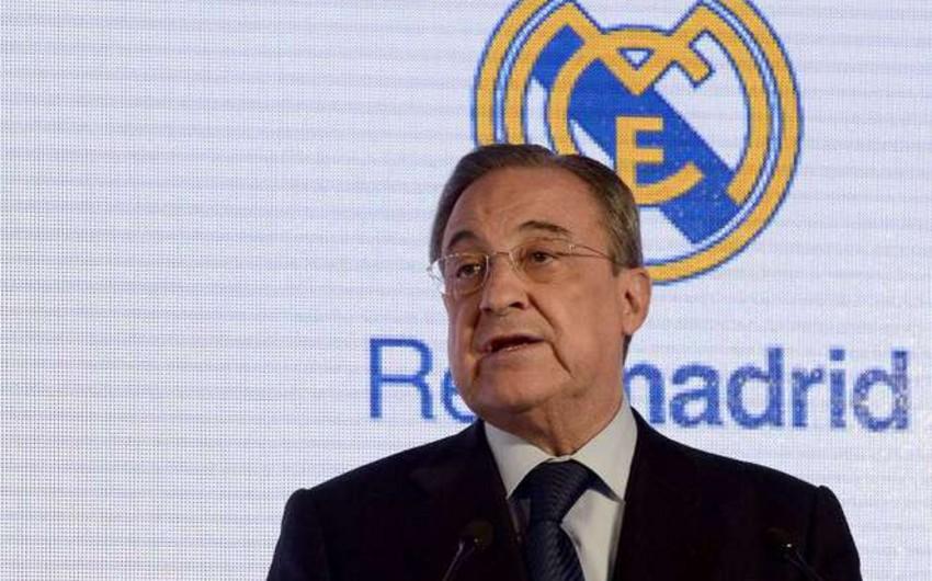 Real Madridin prezidenti Florentino Peres vəzifəsini tərk etməyə hazırlaşır