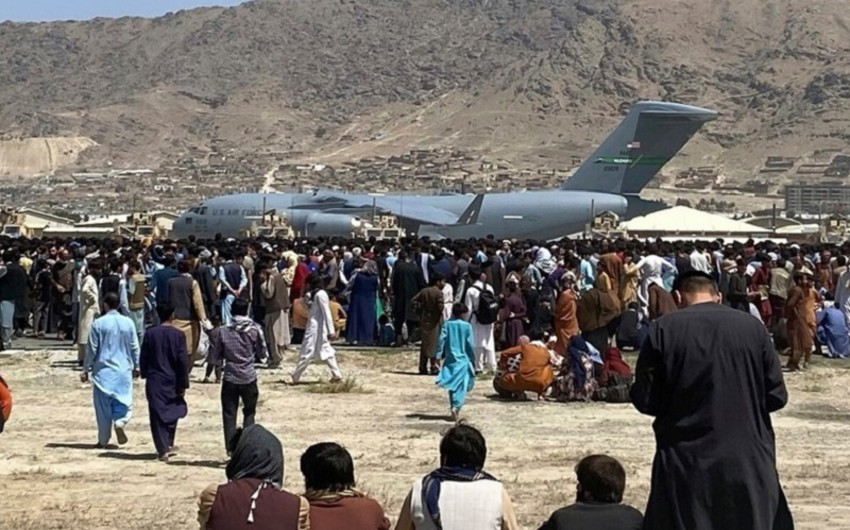 Taliban eye taking full control of Kabul airport on August 31