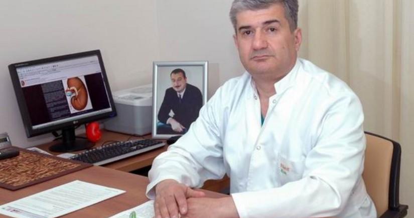 Fariz Babayev Respublika Klinik Uroloji Xəstəxanasına direktor təyin olunub