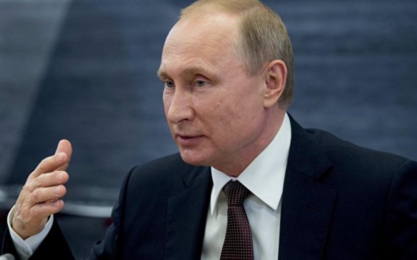Путин: Москва знает, в каком году США получат новую ракету большего радиуса