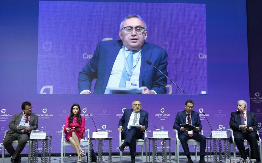 SOCAR: Azərbaycan Cənub Qaz Dəhlizinin başqa qaz mənbələri ilə birləşdirilməsi üçün infrastrukturun qurulmasına çalışır