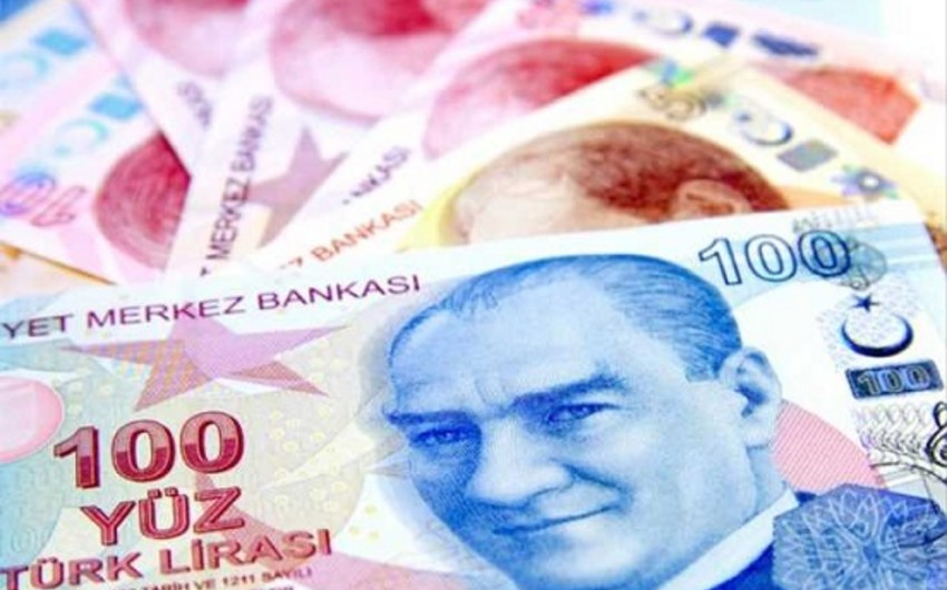 Türk lirəsi dollarla müqayisədə tarixi minimum səviyyəyə yüksəlib
