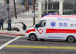 В Китае при взрыве газа погибли восемь человек
