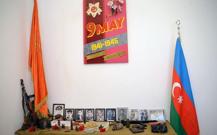 Azərbaycan ordusunda Qələbənin 73-cü ildönümü münasibətilə silsilə tədbirlər keçirilir