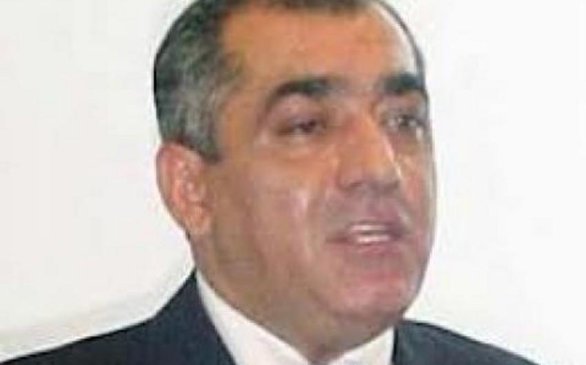 Али Асадов награжден орденом За службу Отечеству 1-й степени