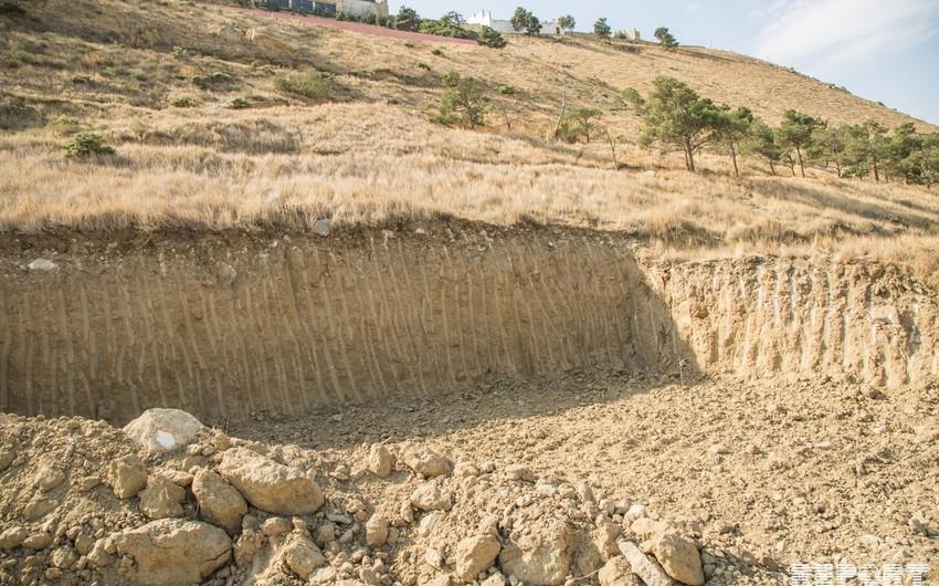 Гаджибала Абуталыбов: Жилые дома в оползневой зоне в Бадамдаре будут снесены