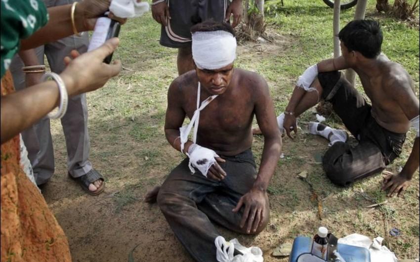 Боевики на северо-востоке Индии расстреляли 35 человек