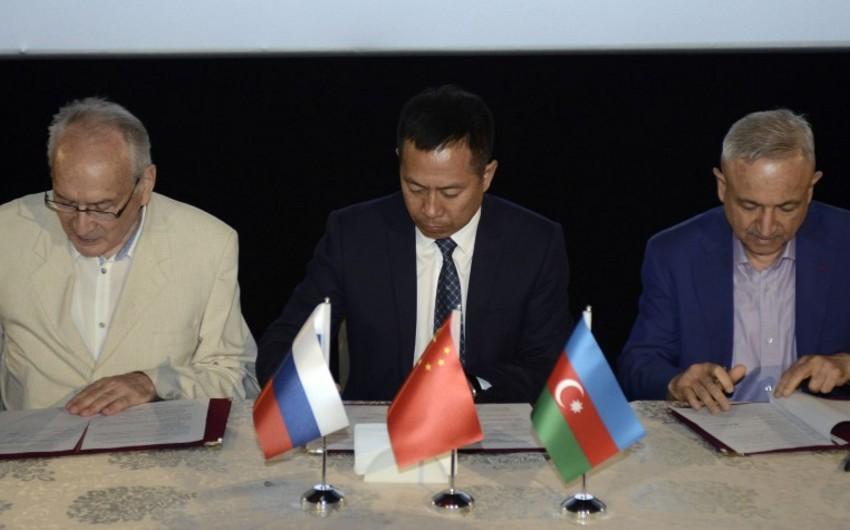 """""""CinemaPlus Azerbaijan"""" kinoteatrında əməkdaşlığa dair memorandum imzalanıb"""