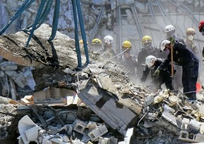 Не менее восьми человек погибли при обрушении строящегося дома в Китае
