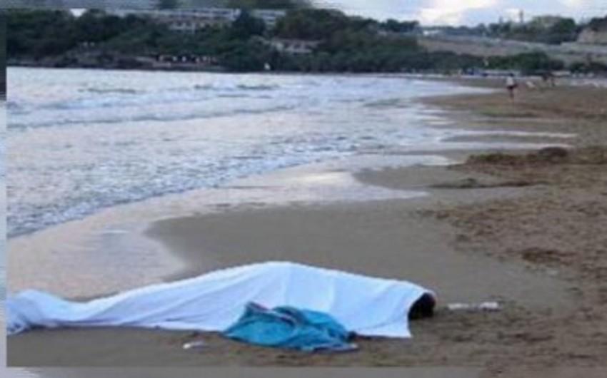 Sumqayıtda dənizdə batan şəxsin meyiti tapılıb
