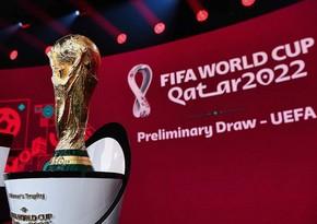 DÇ-2022: Seçmə mərhələ oyunları təxirə salındı